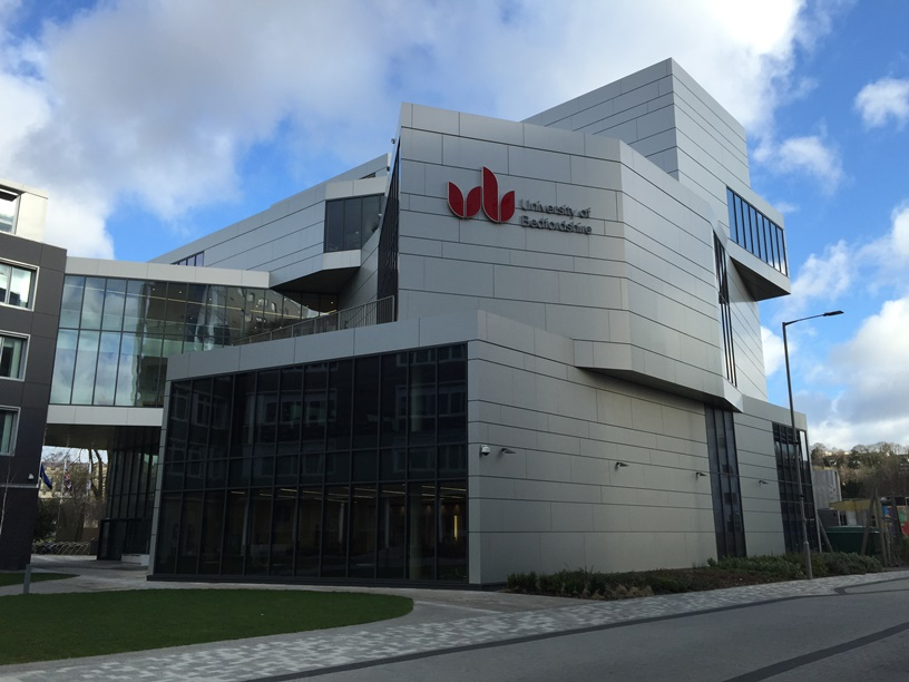 University of Beds adds two new facilities